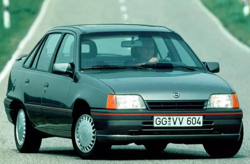 Какие машины пригоняли из-за границы в Россию в 90-х, изображение №6