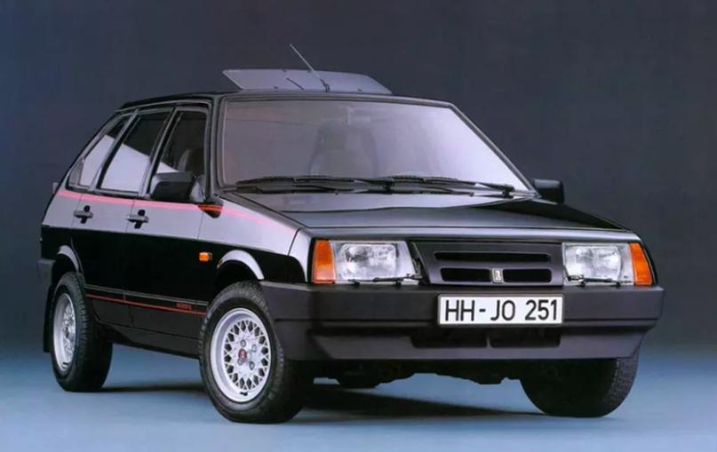 Какие машины пригоняли из-за границы в Россию в 90-х, изображение №1