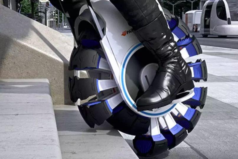 Шины из будущего, изображение №7