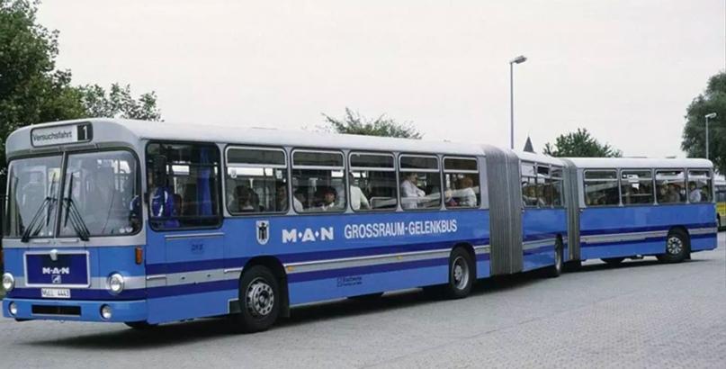 Самые длинные автобусы на Земле, изображение №2
