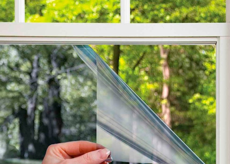 Термоплёнка на окна: особенности, правила монтажа, изображение №4