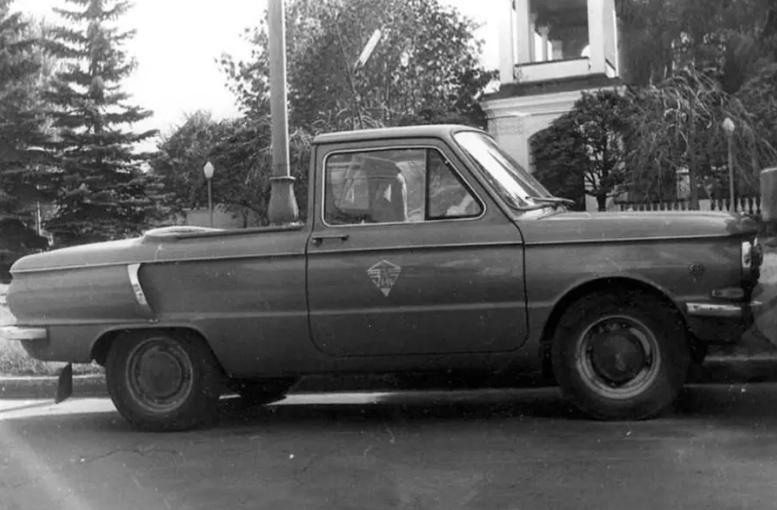 7 пикапов из СССР, изображение №10