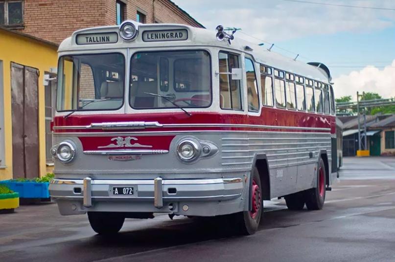 Автобусы, в которые можно влюбиться, изображение №4