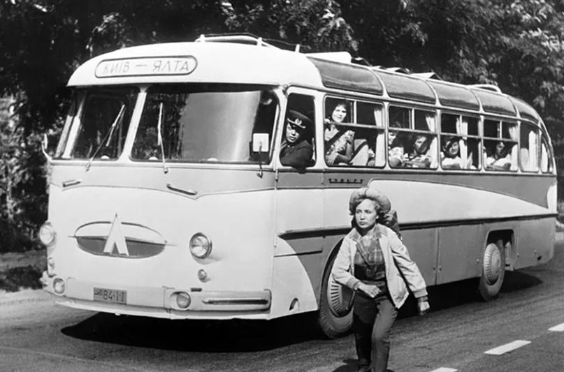Автобусы, в которые можно влюбиться, изображение №8