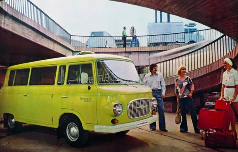 Автобусы, в которые можно влюбиться, изображение №10