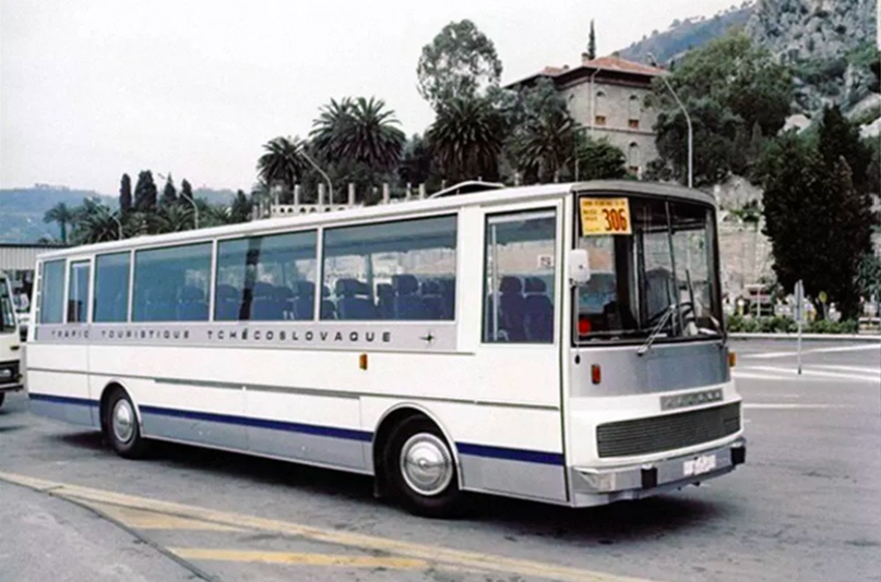 Автобусы, в которые можно влюбиться, изображение №13