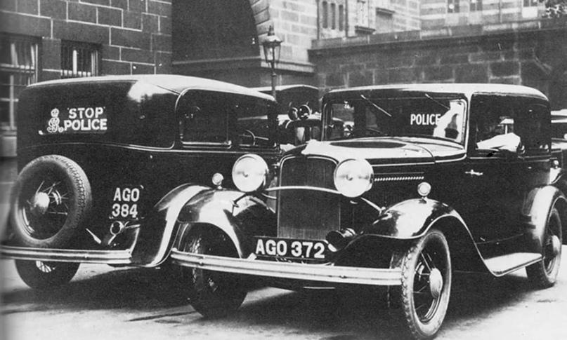 История полицейских авто Америки, изображение №4
