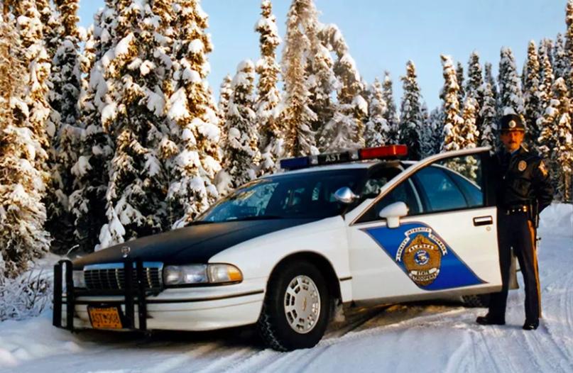 История полицейских авто Америки, изображение №11