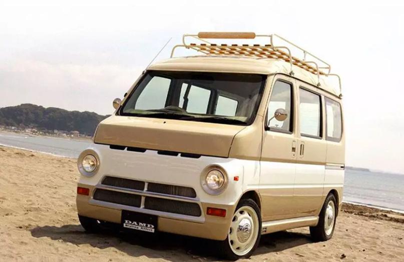 Как японцы состаривают автомобили, изображение №5