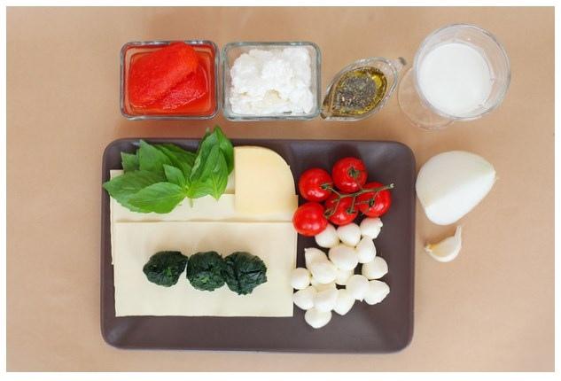 Лазанья три сыра, изображение №2