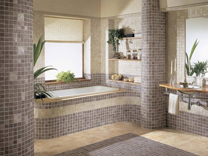 Выбор интерьера и стиля оформления для ванной комнаты, изображение №3