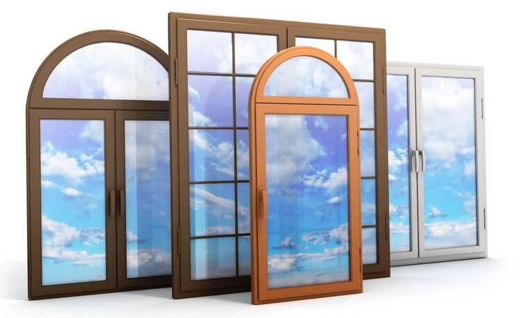 Пластиковые окна для деревянных коттеджей, изображение №3