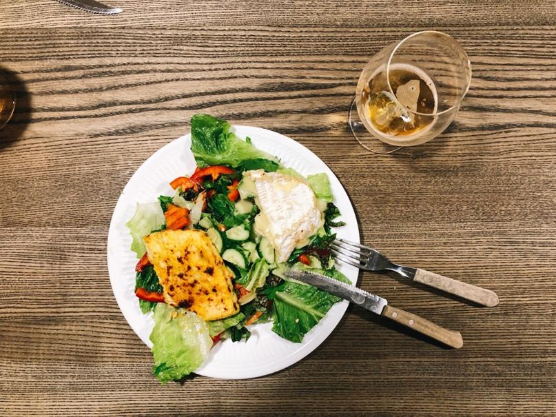 Салат с камамбером, изображение №3