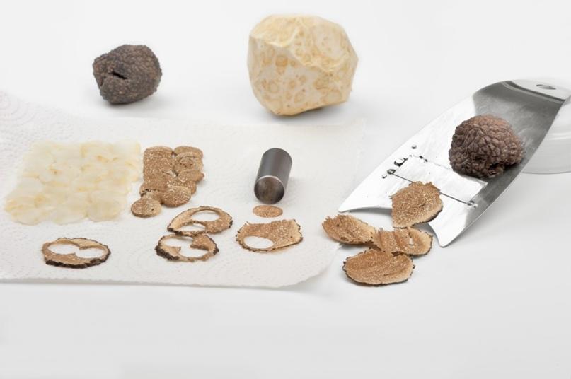 Тюрбо с сельдереем и трюфелями, изображение №2