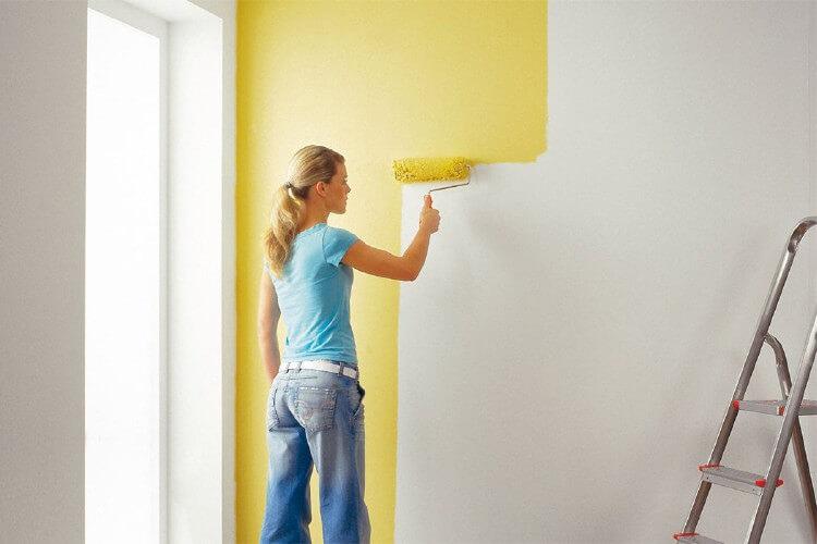 Выбор краски для окрашивания стен и потолка, изображение №3