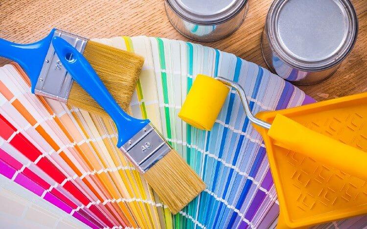 Выбор краски для окрашивания стен и потолка, изображение №4