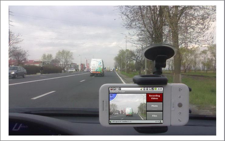 Как быстро и дешево превратить смартфон в видеорегистратор, изображение №2