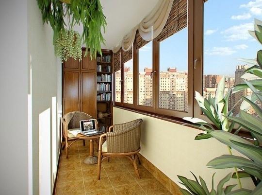 Превращаем балкон в полноценное помещение, изображение №2